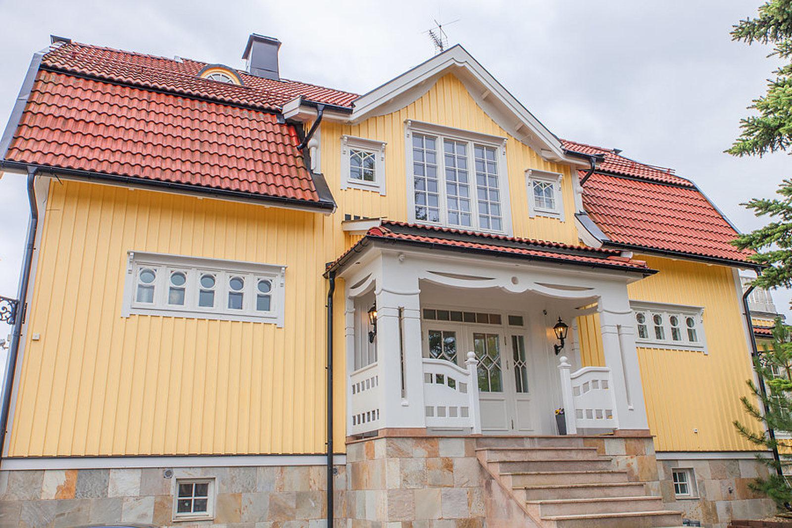 Nordmarksvägen 55 - Villa Bjällbo