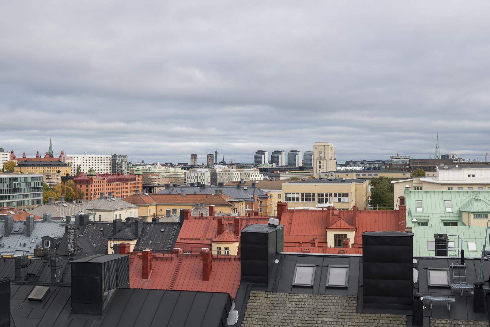 Sankt Eriksgatan 52, 6 tr - vind