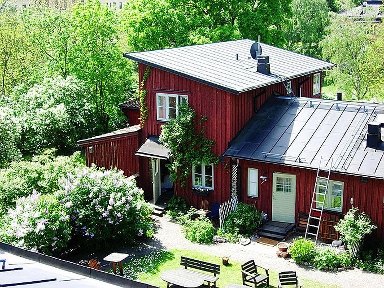 Yttersta Tvärgränd 4 - unikt hus